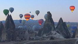 Extraordinary Visions of Cappadocia in 4K (Ultra HD)