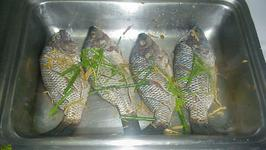 STEAMED FISH WITH NON YA CHILLI SAUCE