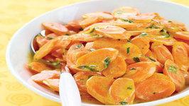 Wegmans Vanilla-Orange Glazed Carrots