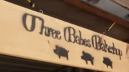 Hungry in San Francisco - Three Babes Bakeshop