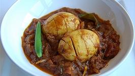 Egg Spicy Roast