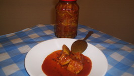 Easy Lime Pickle
