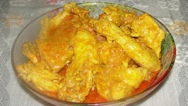 Chicken In Indian Style