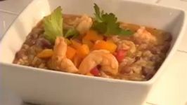 The Posh Pescatarian Red Beans And Rice With Shrimp
