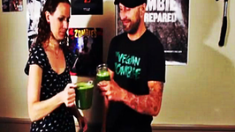 Cancer Fighting Green Juice - Cowgirls and Collard Greens