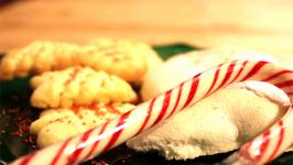 Decorative Christmas Cookies