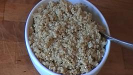Nutritious Quinoa for Breakfast