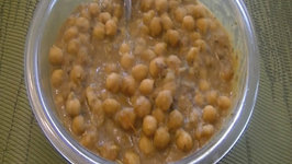 Chickpea Curry - Indian