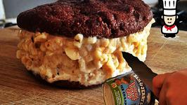 Easy Ice-Cream Sandwich