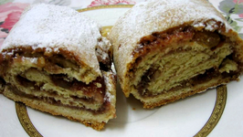 Mixed Dried Fruit Strudel