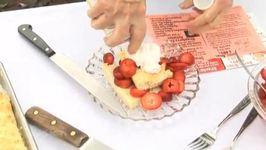 French Prairie Strawberry Shortcake