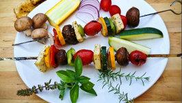 Veggie Grilling