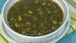 Corn Palak (Iron and Vitamin A Rich)
