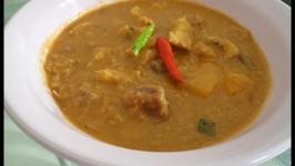 Cassava and Yam Porridge