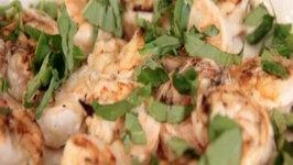 Jon's Grilled Shrimp
