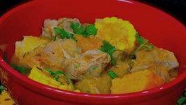 Elba's Sancocho-Caribbean Soup