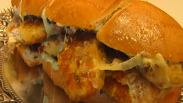 Betty's Bacon-White Cheddar-Chicken Sandwich