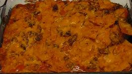 Betty's Sirloin Steak Taco Bake