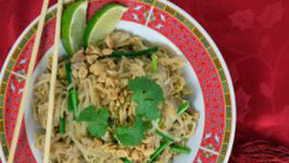 Culinary Carrie Turkey Pad Thai