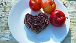 Cherry Crepe Rolls (Gluten Free) - Valentine's Recipes Collaboration - Part 2