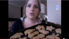 Cooking with Jess for the Holidays - Gingerbread Boy Cookies