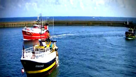 Explore France's First Fishing Port in