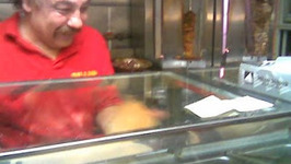 Awesome, authentic Lamb Gyros at Mohammed Falafel Star