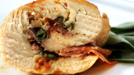Chicken Saltimbocca with Browned Sage Butter