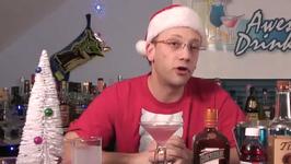 Crazy Christmas Cosmopolitan