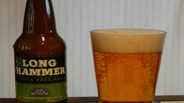 Red Hook Long Hammer IPA - Mixcat Beer Review