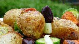Easy Potato Salad Recipe - Healthy Version