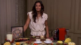 Interview with Padma Lakshmi!