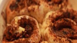 Nutella Cinnamon Rolls
