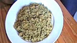Quinoa with Curried Zucchini