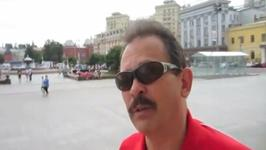 Chef Shamy Food Tour Moscow, Russia