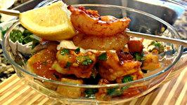 Curry Shrimp Cocktail