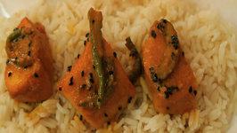 Nigella Fish Curry