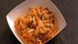 Mix Bell Peppers Pasta