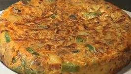 Eggs and Potatoes Tortilla de Patata