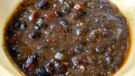 Cuban Bean Stew