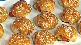 Appetizer Recipes Sweet and Sour Shrimp Puff Appetizers