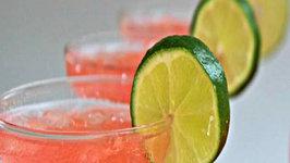 Corona Berry Beer Punch-Cinco De Mayo