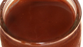 Chocolate Custard Sauce