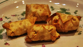 Cheryls Home Cooking  Buffalo Chicken Wontons  Happy 4th of July