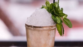 Mint Julep - NOT a Mojito with Bourbon