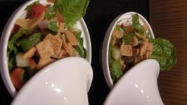 Tossed Fattoush Salad