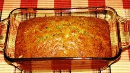 Microwave Zucchini Bread