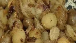 Chipotle Potato Fries