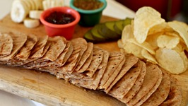 Peanut Butter (No Cheese) Quesadillas
