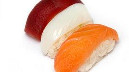 Nigiri Zushi (Hand Formed Sushi)